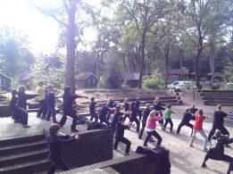 Trainingskamp 2012